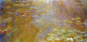 Claude Monet - I Water-Lily Stagno 6