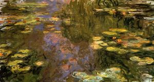 Claude Monet - I Water-Lily Stagno 8