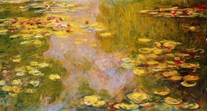 Claude Monet - I Water-Lily Stagno 9