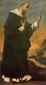 Francisco Zurbaran - Santo Domingo