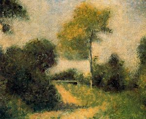 Georges Pierre Seurat - In ostaggio