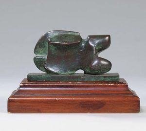 Henry Moore - Maquette per Carving