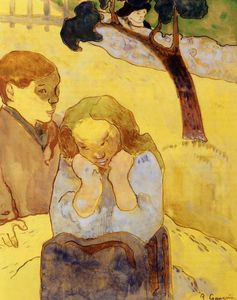 Paul Gauguin - Miseria umana