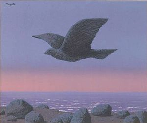 Rene Magritte - il idolo