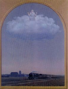 Rene Magritte - Il Nightingale