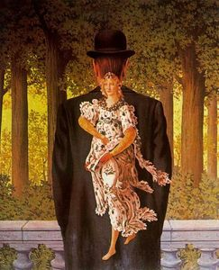 Rene Magritte - Il bouquet perfetto
