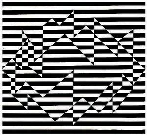 Victor Vasarely - Payta