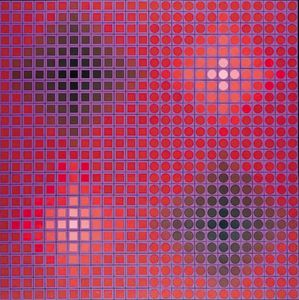 Victor Vasarely - Pyross-c
