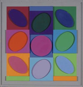 Victor Vasarely - Sellem