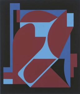Victor Vasarely - Yllam 1