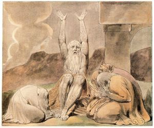 William Blake - Disperazione Job s
