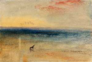 William Turner - L alba dopo il naufragio