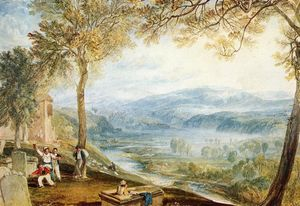 William Turner - kirby londsale Cimitero