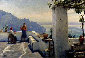 Peder Mork Monsted - Ravello