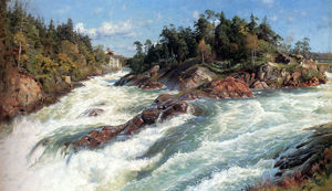 Peder Mork Monsted - Le Raging Rapids