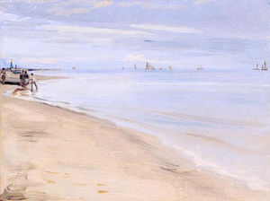 Peder Severin Kroyer - Playa de Skagen 2