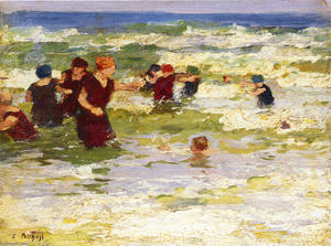 Edward Henry Potthast - Al Beach 2