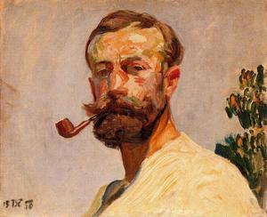 Frantisek Kupka - Self-portrait 1