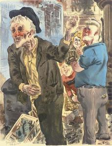 George Grosz - a New York