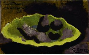 Georges Braque - morto natura