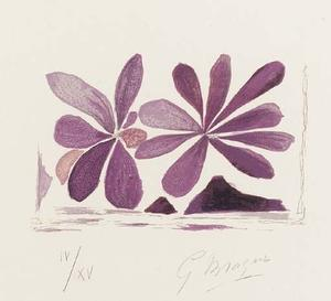 Georges Braque - Love letter 3