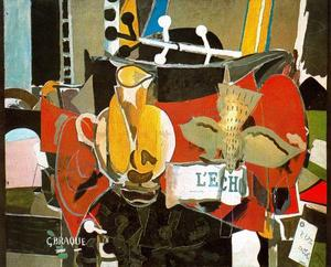 Georges Braque - L Eco