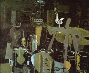Georges Braque - il studio ( VI )