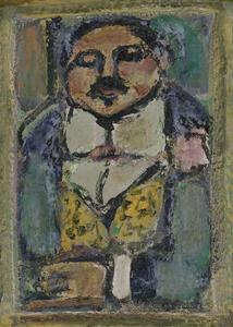 Georges Rouault - Monsieur Louis