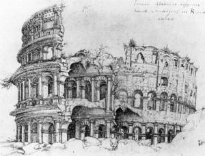 Jan Gossaert (Mabuse) - Colosseo