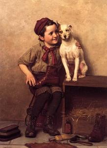 John George Brown - Il mio Pardner