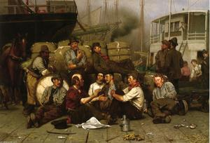 John George Brown - Noon del Longshoremen