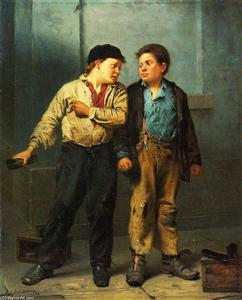 John George Brown - Il Quarrel