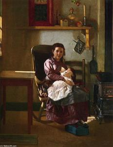John George Brown - i giovani madre