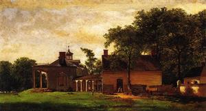 Jonathan Eastman Johnson - The Mount Vernon Vecchio