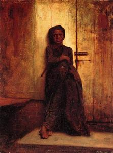 Jonathan Eastman Johnson - Il giovane Sweep
