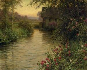 Louis Aston Knight - il acqua mulino