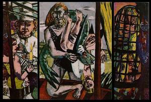 Max Beckmann - Perseo