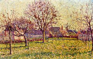 Maximilien Luce - The Orchard a Eragny