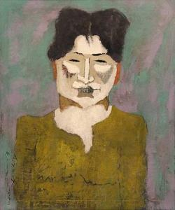 Milton Avery - Belle Gross