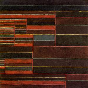 Paul Klee - It la corriente seis umbrales