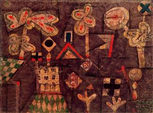 Paul Klee - Picture Gingerbread