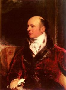 Thomas Lawrence - Ritratto Di James Perry