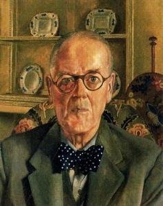 Stanley Spencer - Neville Richard Murphy Ma, direttore di Hertford College