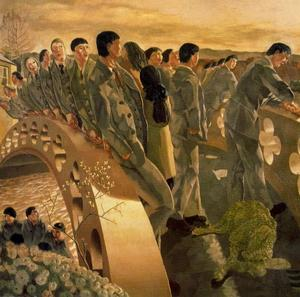 Stanley Spencer - il ponte