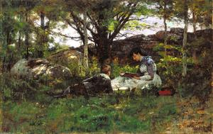 Theodore Clement Steele - A Idyl giugno