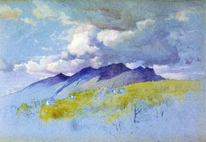 William Stanley Haseltine - Negli Appennini