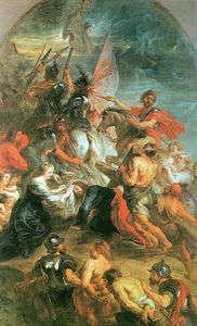Peter Paul Rubens - Portacroce
