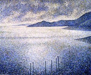 Theo Van Rysselberghe - Costa Canale