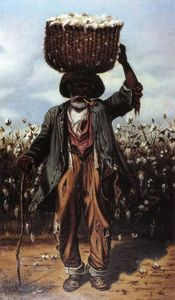 William Aiken Walker - Cotton Picker