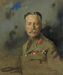 William Newenham Montague Orpen - Feldmaresciallo Sir Douglas Haig